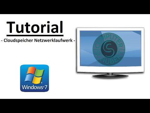 Tutorial: Telekom-Cloudspeicher als Netzlaufwerk verbinden (Windows 7)