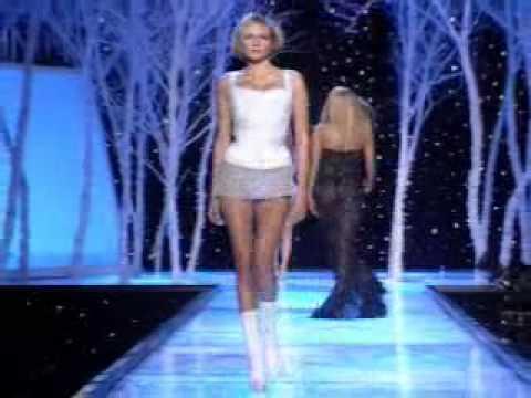 Victoria`s secret fashion show 2001 - house music sound arrangement