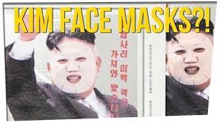 Inspired Face Masks Popular in South Korea ft. Anthony Lee & David So thumbnail