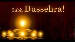 Happy Dussehra  Wish you a Happy Dussehra