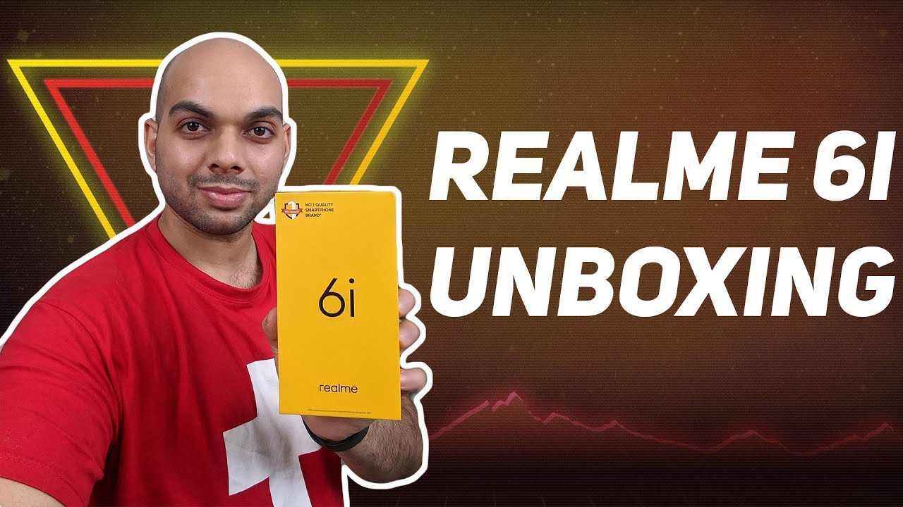 Download Realme 6i Unboxing and Overview in Malayalam! - Same Performance but Cheaper 🔥⚡🔥⚡