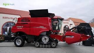 Premiera kombajnu CASE IH AXIAL-FLOW 250 | Agro Profil magazyn rolniczy