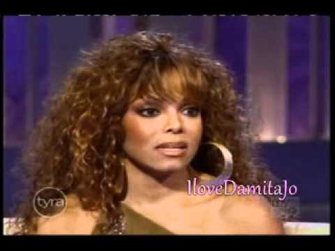 Janet Jackson @ The Tyra show 2008 part 2