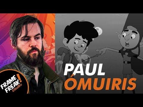 INTERVIEW W/ PAUL O MUIRIS: Animation in Cartoon Saloon - The Creative Hustlers Show #27