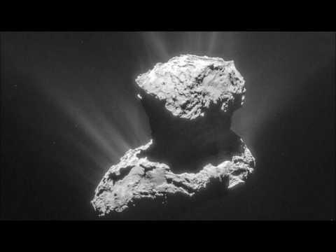 The Rosetta Spacecraft and Comet 67P