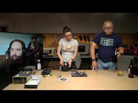 Watch Us Build An Xbox One X PC Live!