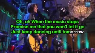 Karaoke Dance Until Tomorrow Jonas Brothers Instrumental