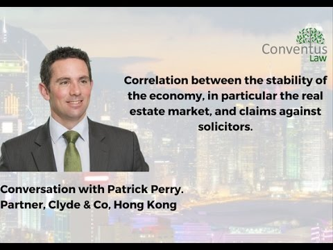 Hong Kong - Correlation between stability of economy and claims against solicitors.