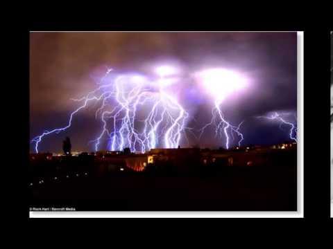 TOP: Las 11 Im�genes De Tormentas El�ctricas Mas Sorprendentes