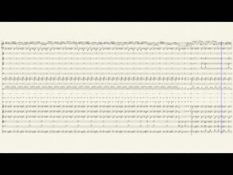 Tico Tico for Orchestra and Accordion solo