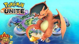 Charizard Winning! | Pokemon Unite