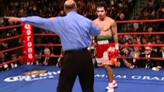 Erik Morales vs Manny Pacquiao Highlights