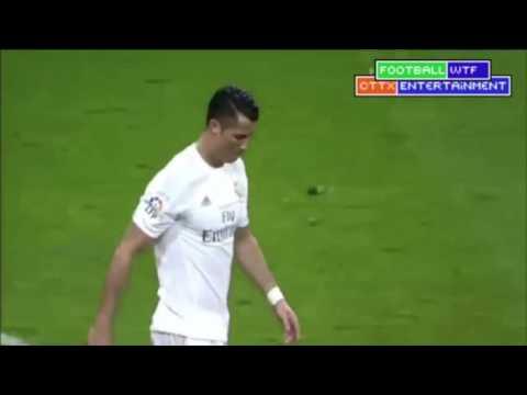 Cristiano Ronaldo Injury Against Villarreal