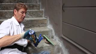 Quikrete cement caulking and other Quikrete products