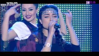 X-Factor4 Armenia-2nd Gala Show-Emanuel & Mariam-Ampi takic jur e galis 26.02.2017