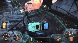 Fallout 4 Homerun Хоумран ачивка