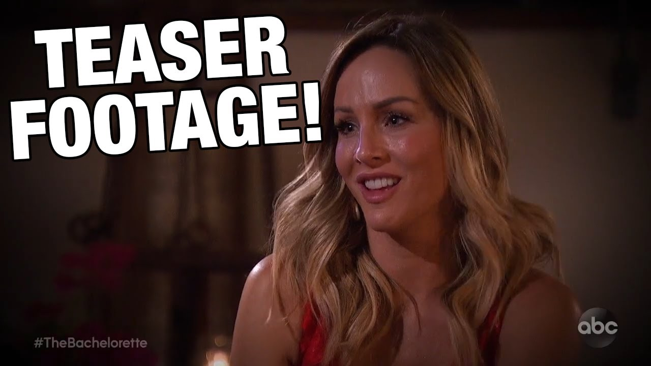 More Clare-ity - The Bachelorette NEW Teaser Preview Breakdown