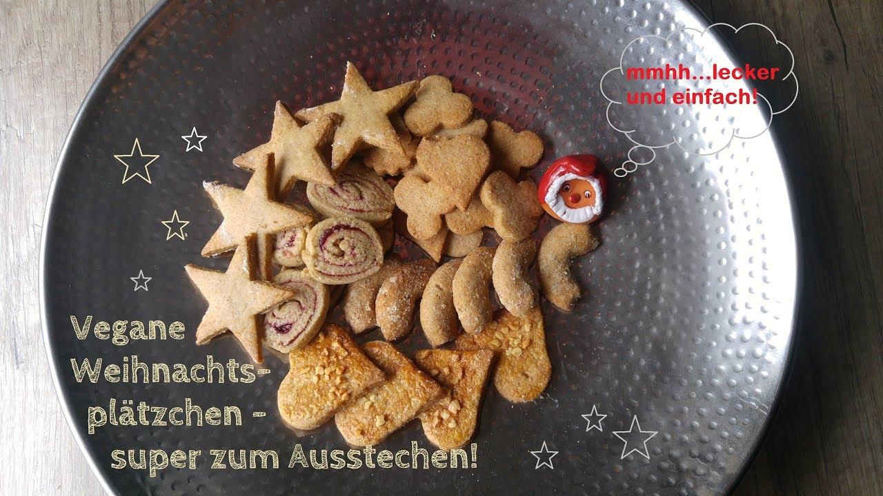 Weihnachtsplätzchen Teig Zum Ausstechen.Vegane Weihnachtsplätzchen Weihnachtskekse Zum Ausstechen