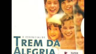 TREM DA ALEGRIA / 14  PRA VER SE COLA (14 / 20)