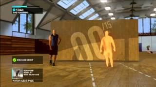 Nike+ Kinect Training gameplay HD