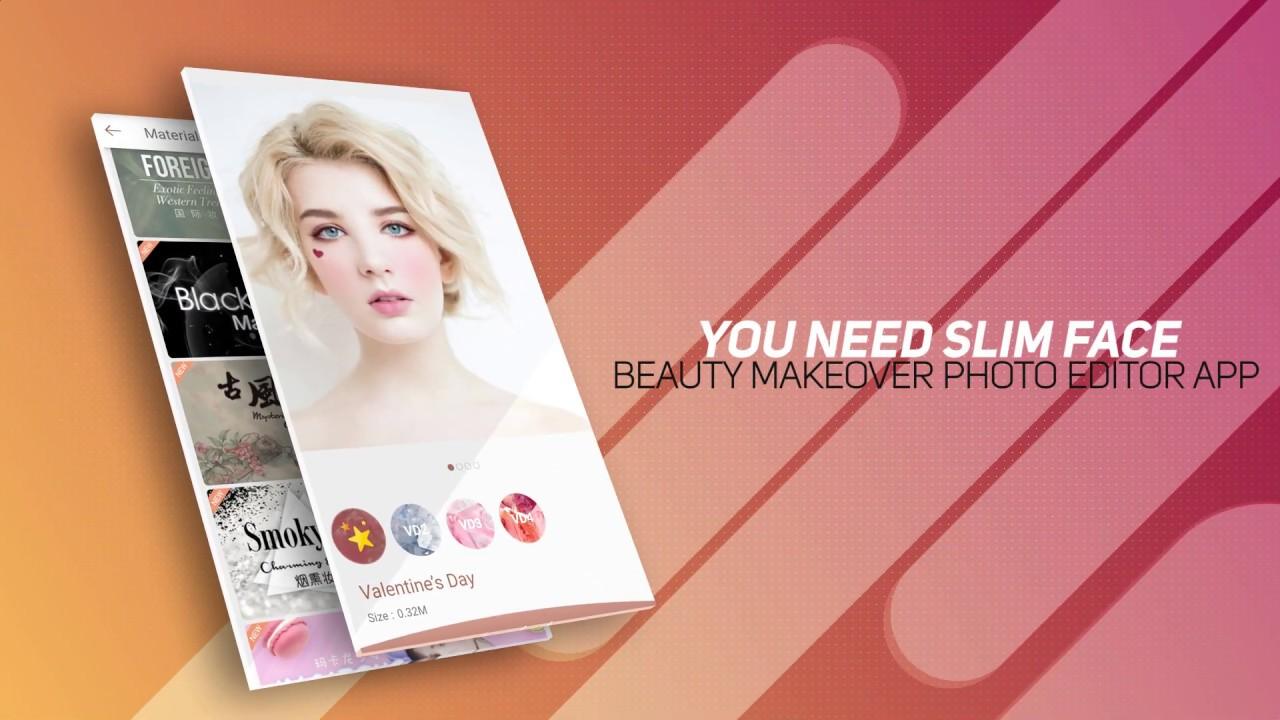 Photo Editor Makeup Face Beauty, Camera Selfie App