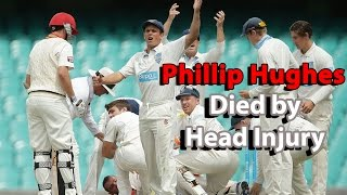 Australian Cricketer Died - Phillip Hughes Australian Test Cricketer Death HD Video