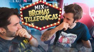 "MIX DE BROMAS TELEFÃ""NICAS CON AURONPLAY"