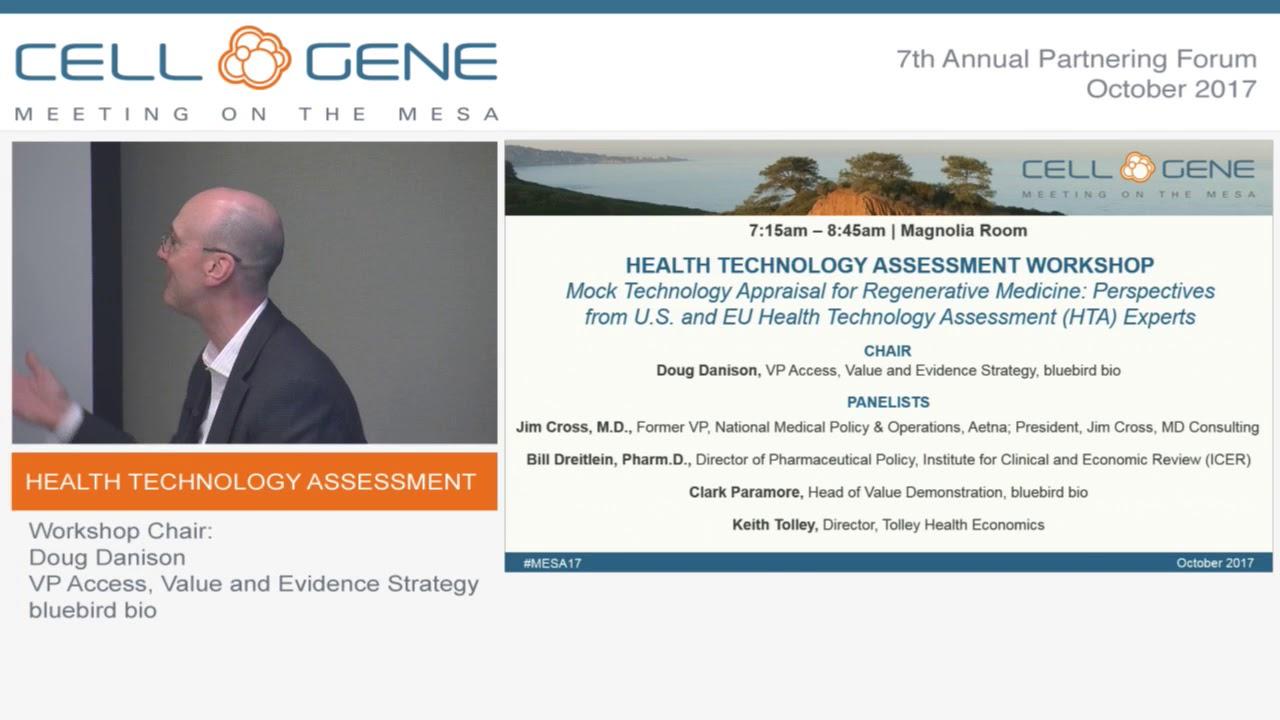 Health Technology Assessment Workshop