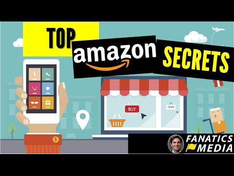 Secrets of Top Sellers on Amazon.com
