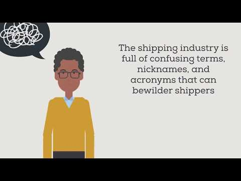 Shipping Terms You Need to Know