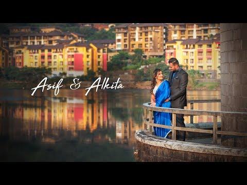 Asif & Alkita | Best Pre Wedding | Sahil M Photography