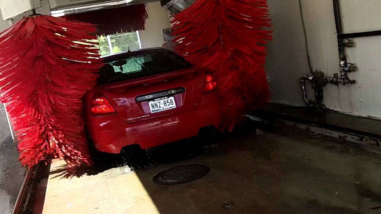 Gas Station With Car Wash >> Ryko Softgloss XS 2.0 Car Wash @ Shell Gas Station Humble ...