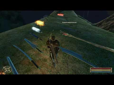 Gothic 3 - Всё Оружие в Одном Месте! All Weapon in One Place Gothic 3