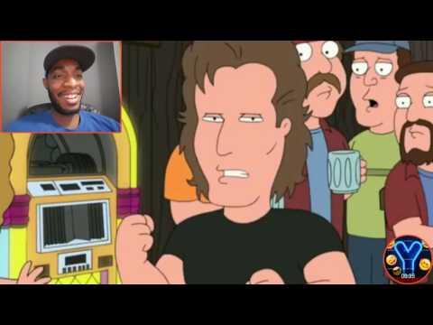 Family Guy - Peter Beats up a Girl REACTION!!! 😂