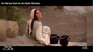 LHS Thứ Hai: Lễ Đức Maria Nữ Vương - Xin Mẹ ban bình an cho Nước Việt Nam