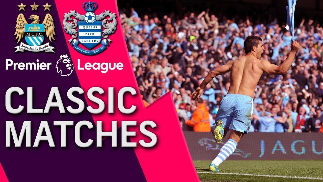 Man City v. QPR | PREMIER LEAGUE CLASSIC MATCH | 5/13/12 | NBC Sports
