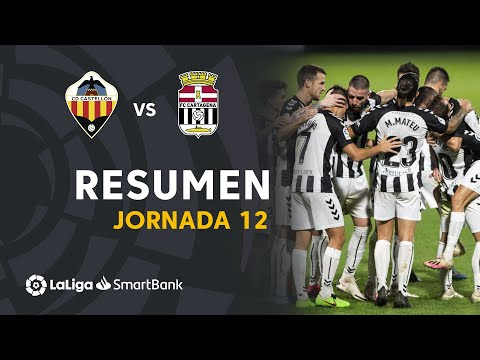 Castellon Cartagena Goals And Highlights