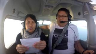 Pilot Makes Adorable Proposal Video During Flight | What's Trending Now