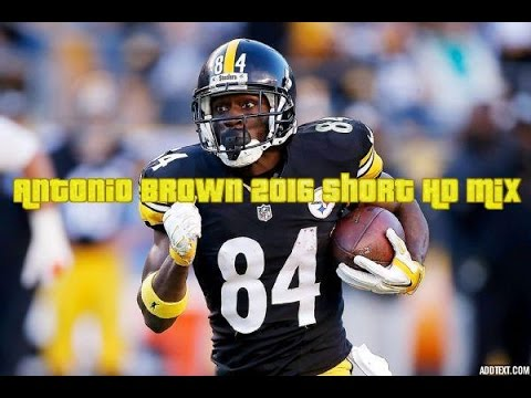 Antonio Brown - Money Made Me Do It - 2016 Short HD Mix