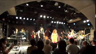 KATY Brothers Live at Chicken George on 2015.6.14 Sun. 2年ぶりのチ...