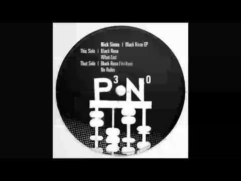 Nick Sinna - Black Rose (Vril Mix) [PN030]