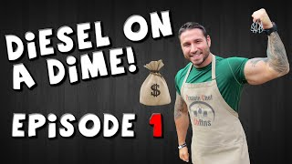 Diesel on a Dime with Bodybuilding.com Episode 1