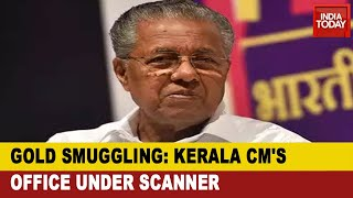 Opposition Targets CM Pinarayi Vijayan's Office In Kerala Gold Smuggling, Demands CBI probe