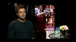 Joshua Jackson - Inescapable Interview with Tribute at TIFF 2012