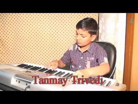 aa laut ke aja mere meet on keyboard by Tnmay Trivedi