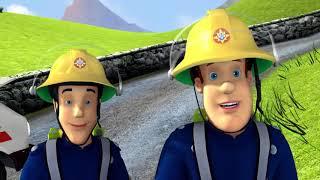 Sam el Bombero en Español 🌟Vamos a ir al rescate 🚒Dibujos animados para niños