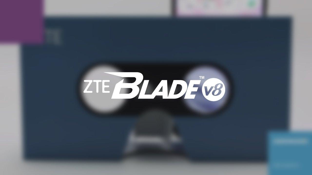 Обзор ZTE Blade A465 ◅ Quke.ru ▻ - YouTube