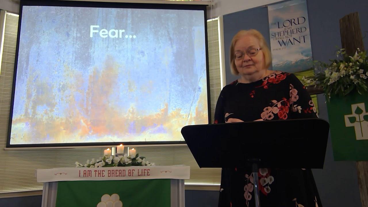 "February 14, 2021 ~ Rev. Julia Price ~ ""Big Foot"""