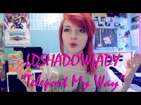 "LDShadowLady Song! ""Teleport My Way"" (LIVE) by Grant Uchida"
