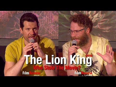 The Lion King (2019) - Who Stole The Movie?